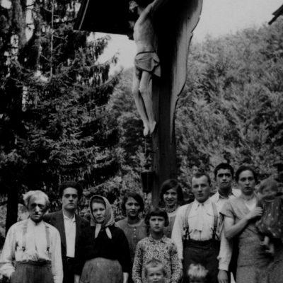 mit der familie 1934