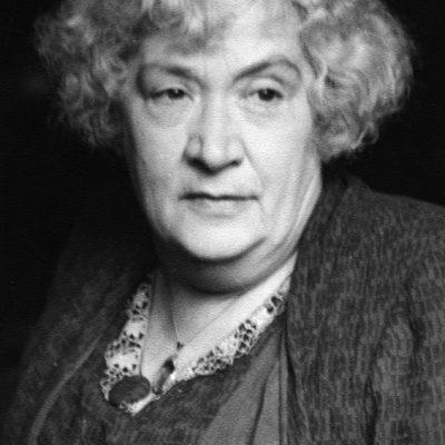 Professor Marie Rado