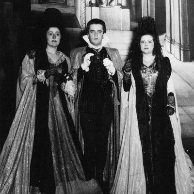 Nizza/Paris 1947, mit Maria Cebotari als Donna Anna