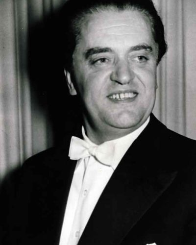 Anton Dermota 1955
