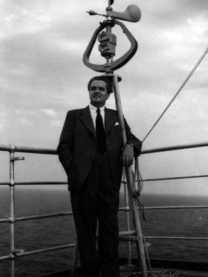 Überfahrt nach Buenos Aires 1950