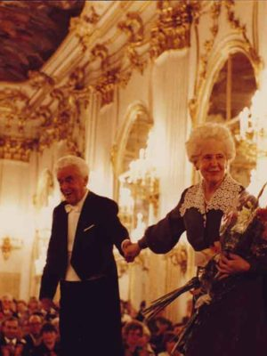Schloss Schönbrunn, Spiegelsaal 1978