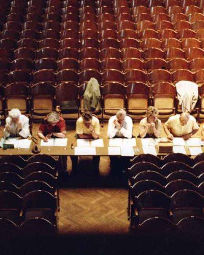 Wettbewerb: Franz Schubert / Hugo Wolf, Musikverein Wien, 1. bis 11.6.1978